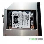 New HDD Caddy Designed For HP Elitebook 8560P Included Free Screwdriver!