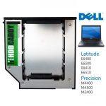 Dell Latitude E6400 E6500 E6410 E6510 M4400 M4500 M2400 HDD Caddy