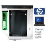 HP Probook 6560b 6565b 6570b HDD Caddy