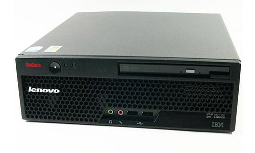 Upgrading Small Factor Form (SFF) PC Lenovo ThinkCentre M55 with ...