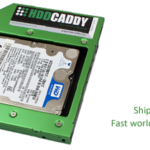 HDD Caddy for the HP Pavilion DV8-1200ed laptop