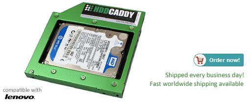 Lenovo Thinkpad Edge E560 HDD Caddy | HDDCaddy eu - HDD