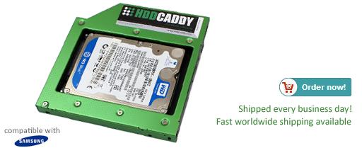 SAMSUNG NP-RF511 LAPTOP HDD CADDY