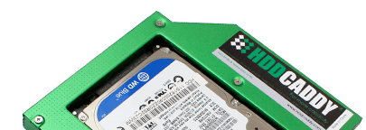 hdd caddy product side